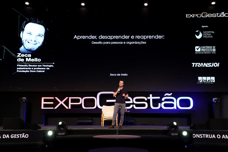 Foto do palestrante Zeca de Mello