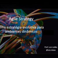 Agile Strategy – estratégia evolutiva para ambientes dinâmicos