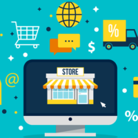 E-commerce brasileiro cresce e representa 11% das vendas do varejo